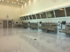 OCME Autopsy Room B Project